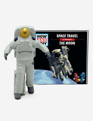 Tonies Space Travel/The Moon Toniebox audiobook toy