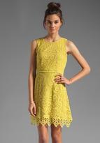 Shakuhachi Noveau Crochet Flip Party Dress