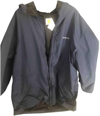 Carhartt Blue Polyester Jackets