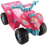 Fisher-Price Power Wheels Barbie Ride-On Lil' Quad by