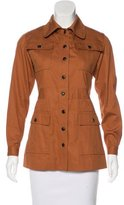 Maryam Nassir Zadeh Structured Short Coat w/ Tags