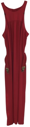 Hoss Intropia Red Silk Dresses