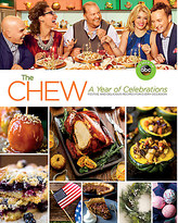 Disney The Chew: A Year of Celebrations Book