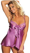 S.MILE European and American sexy Dress sexy lingerie chest a sack suit Ms. Pajamas