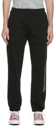 This Is Never That thisisneverthat Black SP-Logo Sweatpants