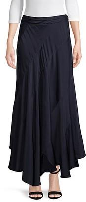 Chloé Asymmetrical Maxi Skirt