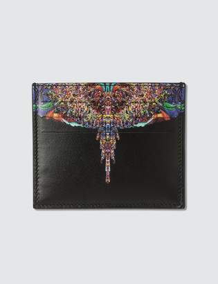 Marcelo Burlon County of Milan Multicolor Wings Card Holder