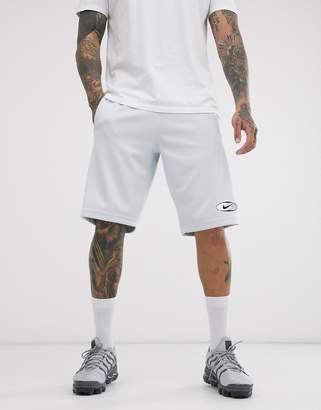 Nike Re-Issue shorts in grey