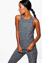 boohoo Florence Fit Running Vest