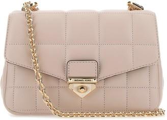 MICHAEL Michael Kors Soho Small Quilted Shoulder Bag