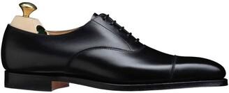 Crockett Jones Crockett and Jones Hallam Cap-toe Shoe in Black