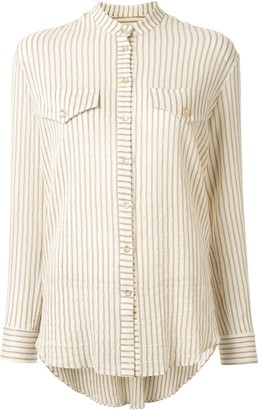 Ginger & Smart Chateau striped shirt