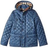 Burberry Charlie Quilted Jacket Boy's Coat