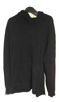 John Elliott Black Cotton Knitwear & Sweatshirts