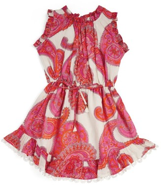 Zimmermann Peggy Frilled Dress