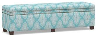 Pottery Barn Lilly Pulitzer Tamsen King Storage Bench