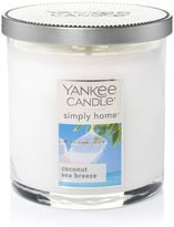 Yankee Candle simply home Coconut Sea Breeze 7-oz. Candle Jar