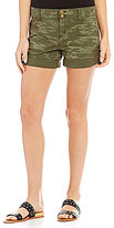 Sanctuary Habitat Camo Print Cuffed Short