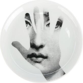 Fornasetti Hand Face Print Coaster