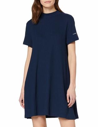 Tommy Jeans Women's TJW Rib TEE Dress