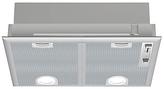 Bosch DHL555BGB Integrated Cooker Hood, Brushed Steel