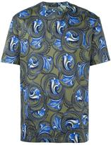 Versace 'Barocco' pattern printed T-shirt - men - Cotton - M