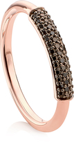 Monica Vinader Stellar Diamond Stacking Ring