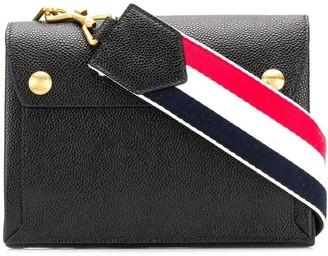 Thom Browne Striped Strap Clutch Bag