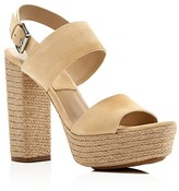 Michael Kors Summer High Heel Platform Sandals
