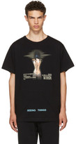 Off-White Black woman Movie T-shirt