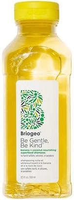 BRIOGEO Be Gentle Be KindTM Banana + Coconut Nourishing Superfood Shampoo