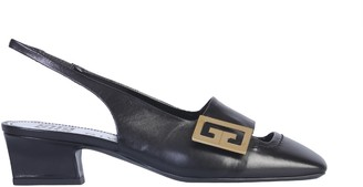 Givenchy Sling Back Pump Sandal