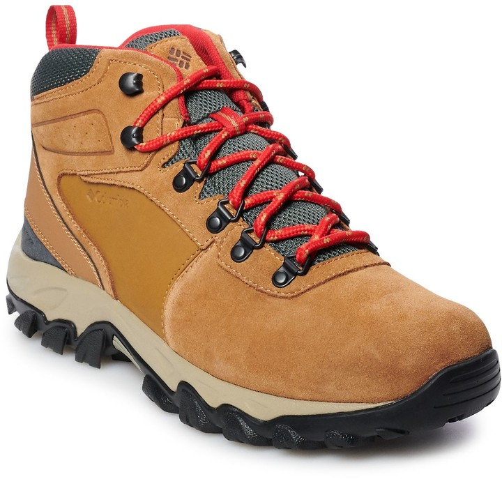 Columbia Newton Ridge Plus II Men's Waterproof Hiking Boots