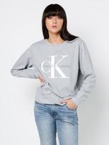 Calvin Klein Jeans Vintage Logo Sweatshirt