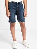Gap Supersoft denim shorts