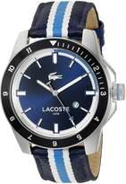 Lacoste Men's 2010809 Durban Analog Display Japanese Quartz Watch