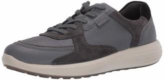 Ecco Men's Soft 7 Runner Perforated Sneaker