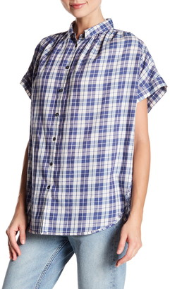Madewell Central Linus Plaid Shirt