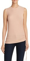 Theory Side-Ruched Top