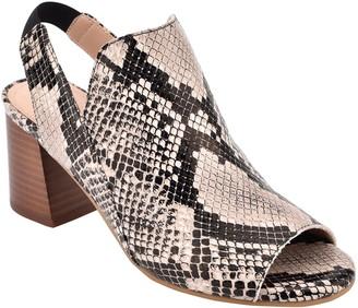 evolve Hale Slingback Sandal