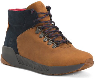 Waterproof Leather Hiker Boots