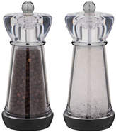 Trudeau Pepper Mill and Salt Mill 6In