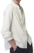 Toast Cotton Khadi Shirt, Off White