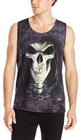 The Mountain Big Face Death Tank Top