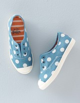 Boden Canvas Pull-ons