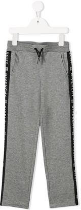 Givenchy Kids Stripe Detail Track Pants