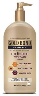 Gold Bond Radiance Renewal Hand And Body Lotions - 14oz