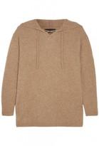 The Elder Statesman Camel Cashmere Knitwear