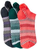 Free People Pompom Socks - Pack of 3