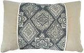 Kim Salmela Tulum 16x24 Outdoor Pillow, Gray